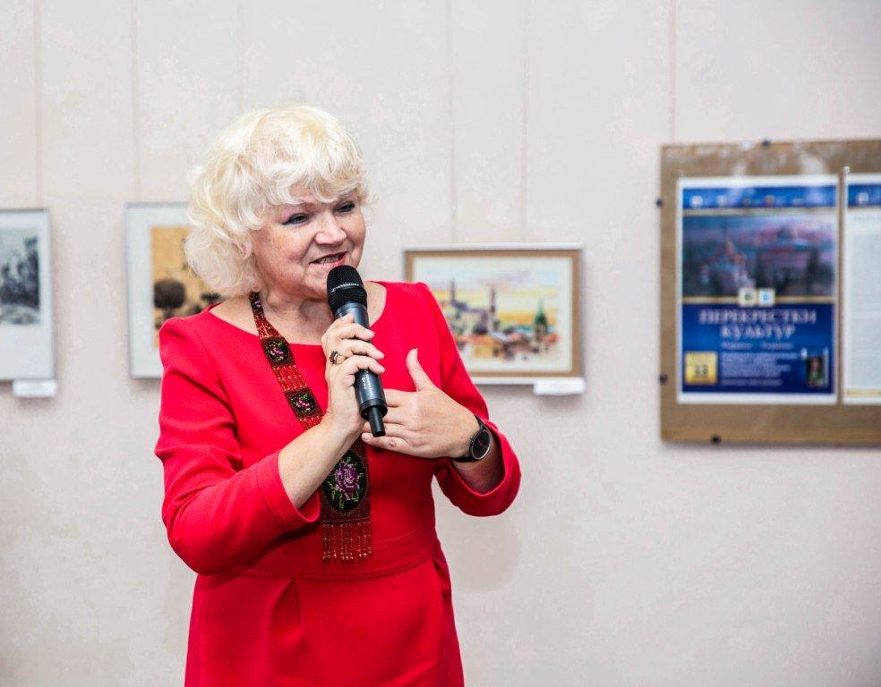 Відкриття виставки картин «Перехрестя культур. Ізраїль – Україні» 27095060cbc84